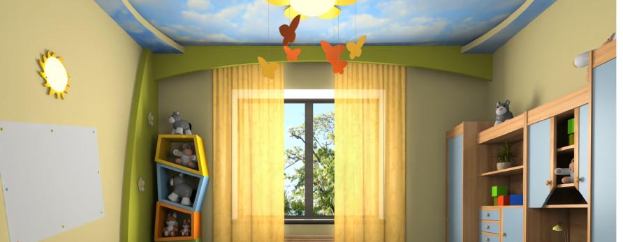 Dicas de decoração no quarto das crianças