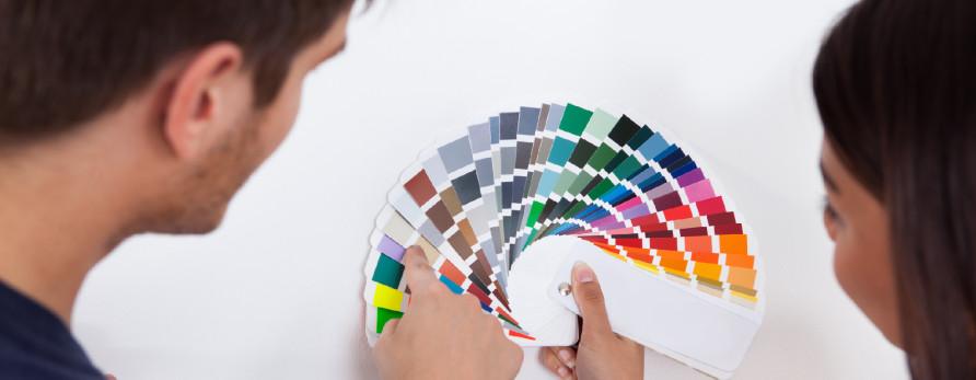 O Significado e a influência das cores