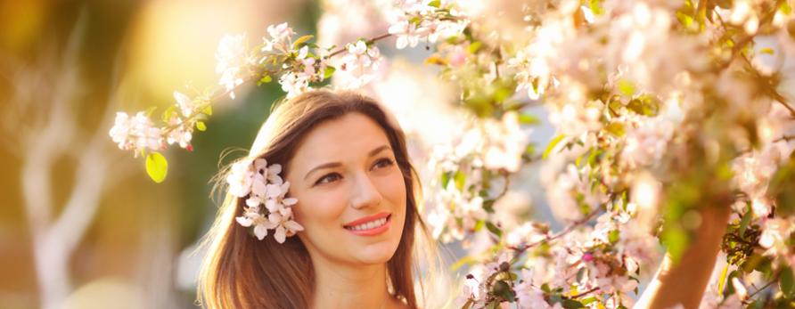 O perfume das flores