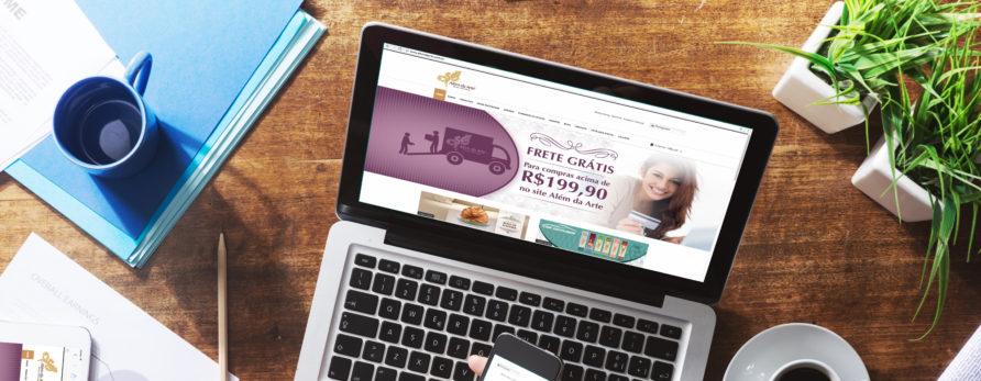 O aumento do consumo online